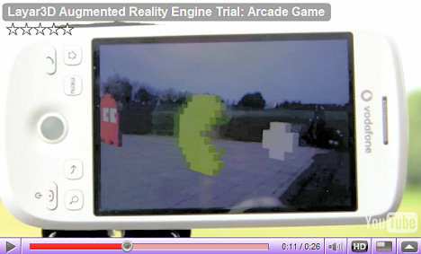 realtà aumentata - augmented reality