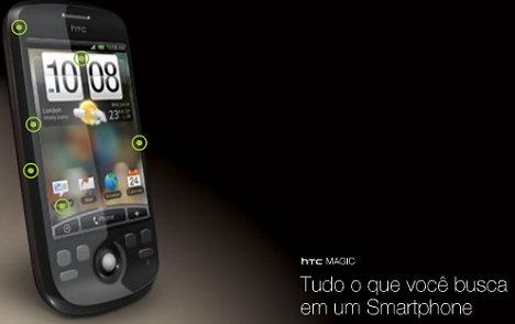 HTC Magic con HTC Sense