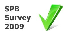Logo SPB Survey 2009