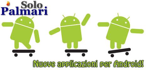 Applicazioni Android, novità