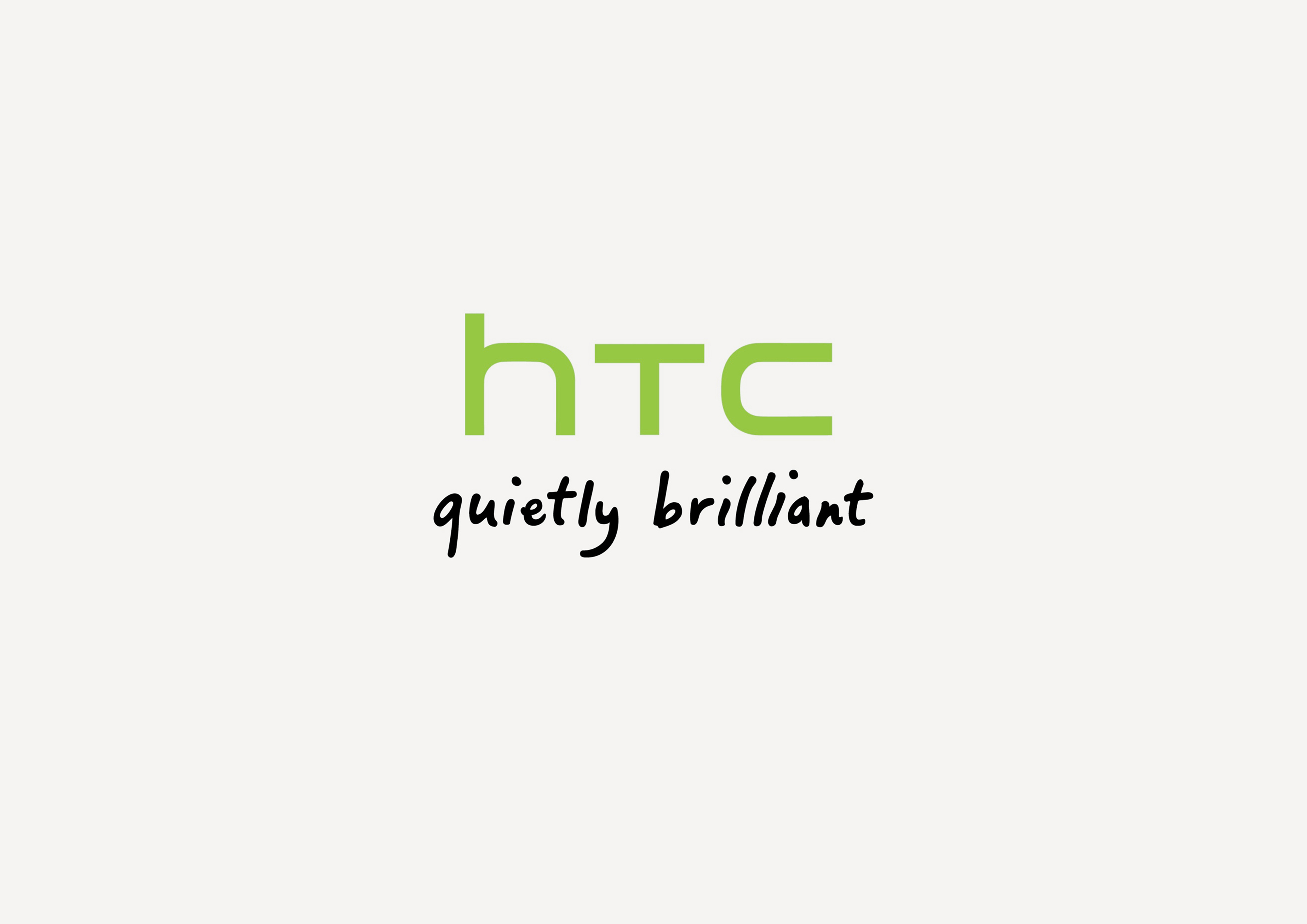 HTC Brand Quietly Brilliant