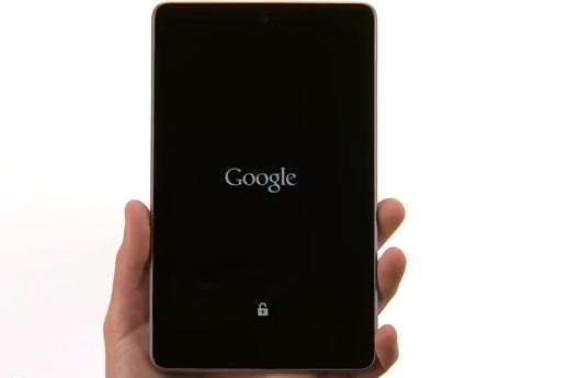 Nexus 7 di Google