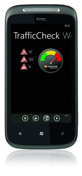 App Navigon per Windows Phone 7