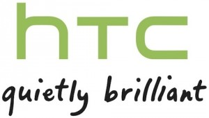 Logo HTC quietly brilliant
