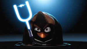 Screenshot di Angry Birds Stars Wars