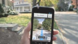 Nexus 4 e Google street Maps