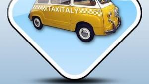 Schermata principale di Taxitaly
