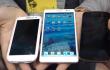 Comparazione fra Ascend Mate e Galaxy S3