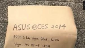 Teaser Asus per CES 2014