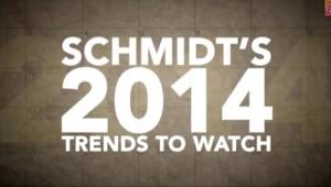 Dichiarazioni di Eric Shmidt per il 2014