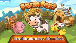 Schermata di Farm Fest