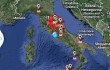Schermata di Earthquakes