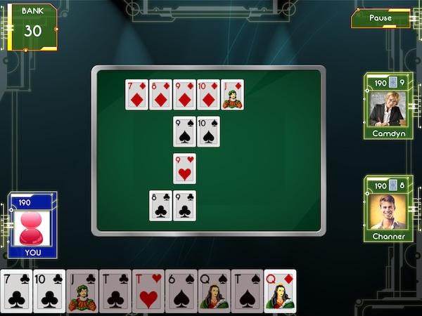 Screenshot del gioco 9-Line