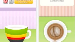 Schermata della app Oracolo del caffe