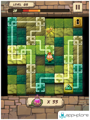 Screenshot di Caveboy