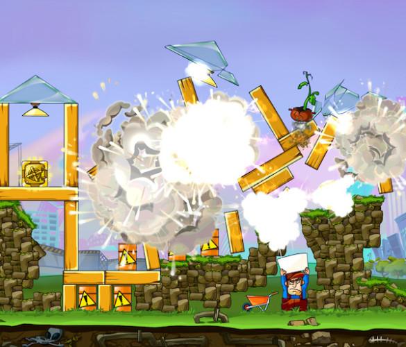 Screenshot di Demolition Crush