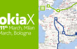 Nokia X Bus in tour europeo