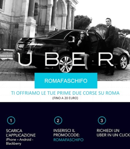 Voucher Uber -Romafaschifo